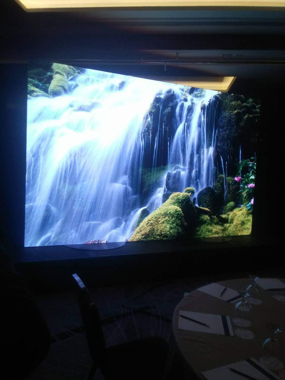شاشات عرض ليد سكرين